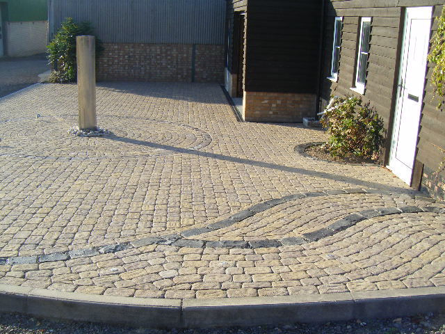 Block Paving Newmarket  Cambridge  Suffolk