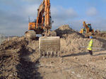 Earthworks and Site Preparation at Haverhill, Suffolk