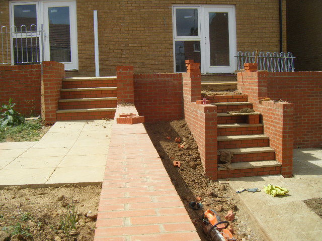 Groundworks Civil Engineering Landscaping Patios