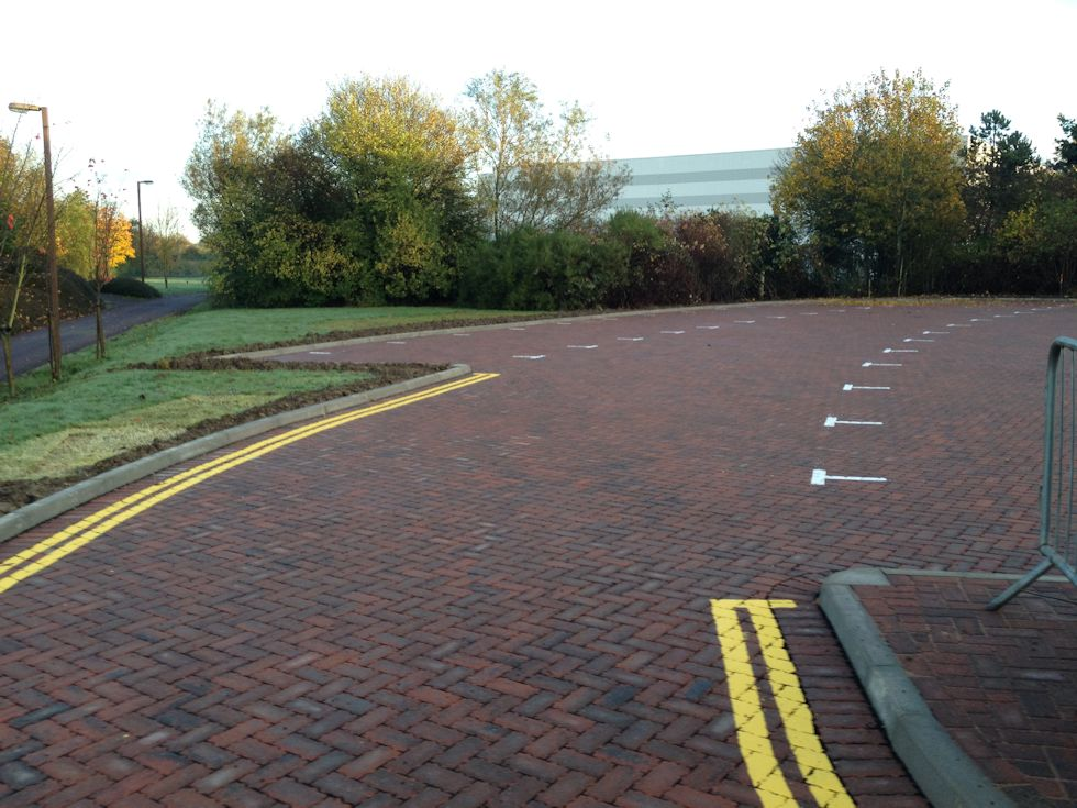 Block Paving And Porous Paving Projects