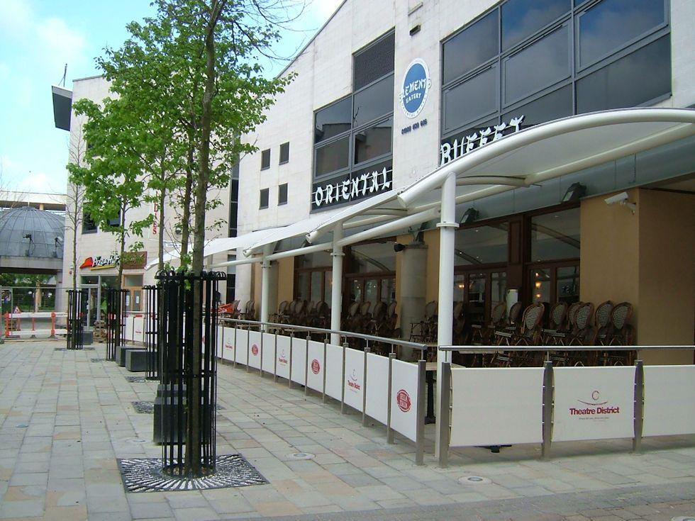 Theatre District Car Park Milton Keynes