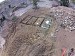 Corby, Northamptonshire: Foundations and Groundworks for 36 new units