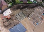 Eye, Cambridgeshire: Groundworks for 14 new Homes