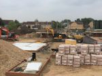Eye, Cambridgeshire: Groundworks for Houses and Garages