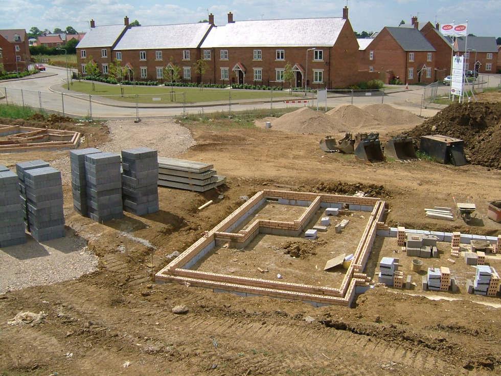 New Build Homes Eye Peterborough