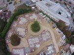 Peterborough, Cambridgeshire: Groundworks for 14 new homes