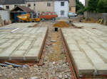 Soham, Cambridgeshire: Groundworks for two New Houses