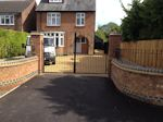 Burwell, Cambridgeshire: Tarmac Entrance and Resin Bound Driveway